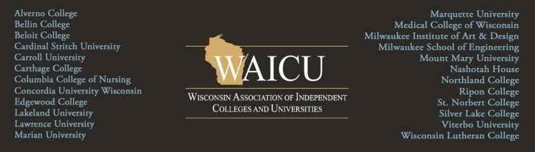WAICU list