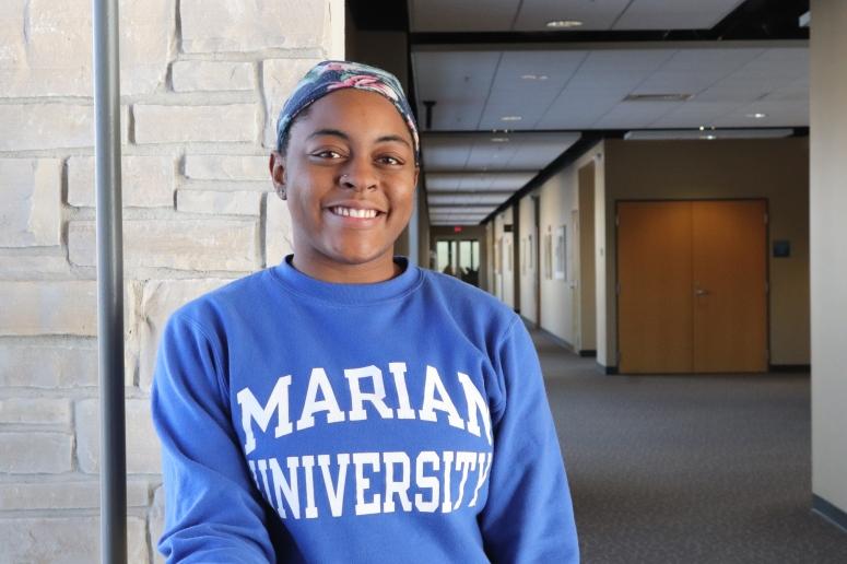 Brianna Horton Marian University
